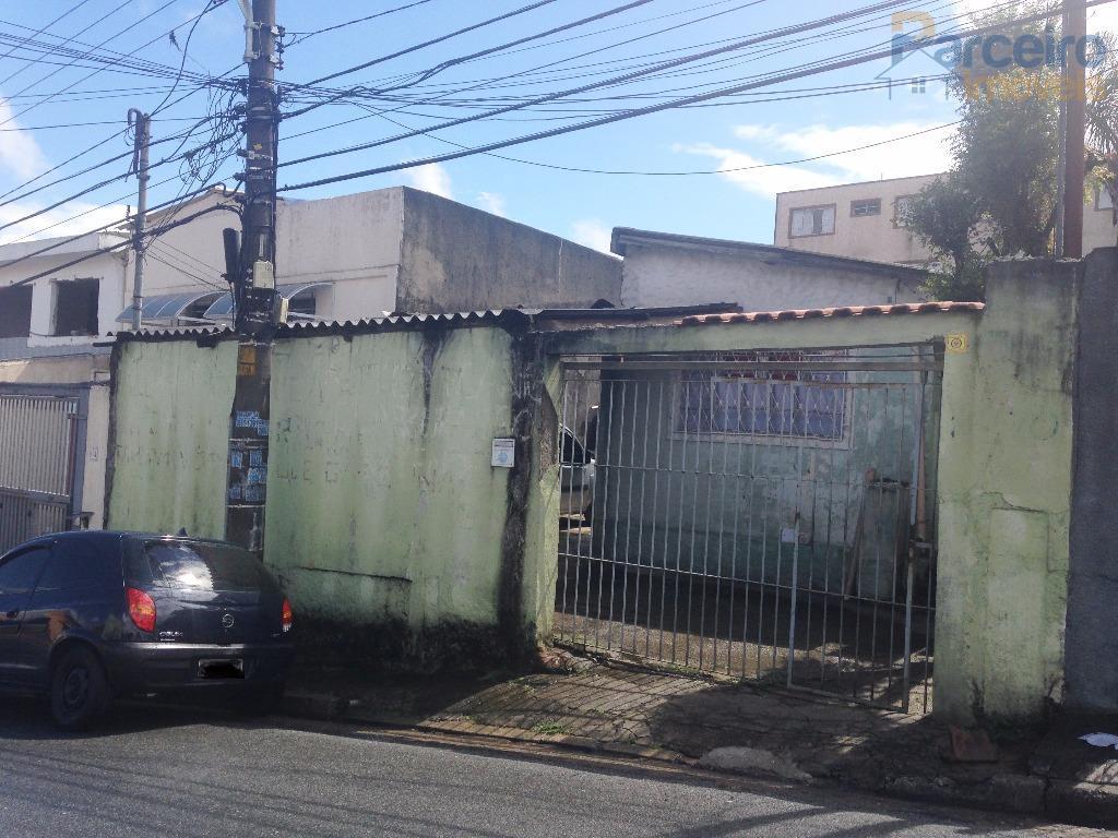 Terreno  residencial à venda, Vila Dalila, São Paulo.