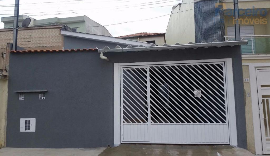Casa residencial para locação, Vila Guilhermina, São Paulo.