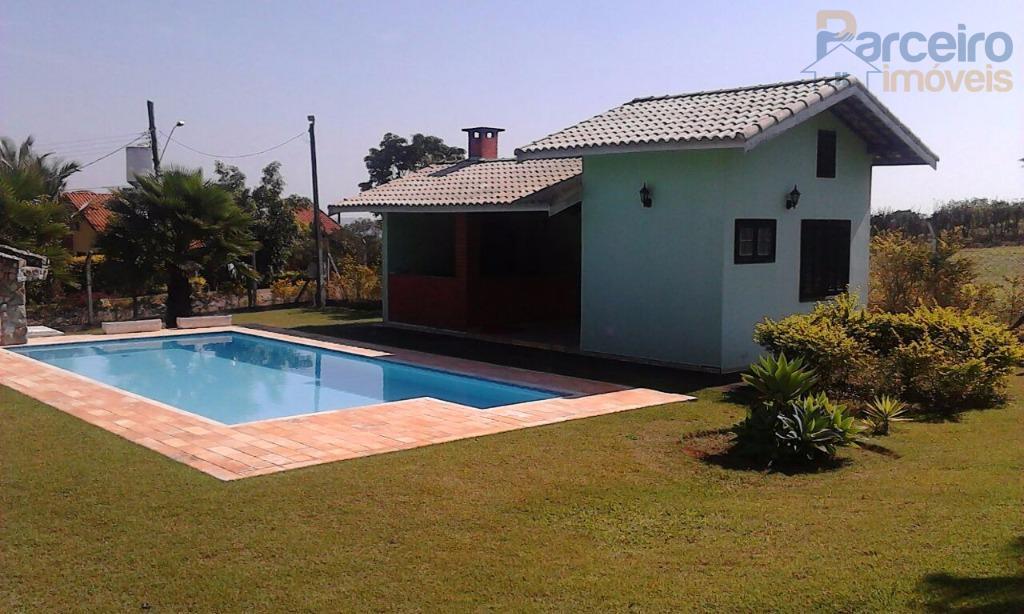 Chácara residencial à venda, Centro, Boituva.