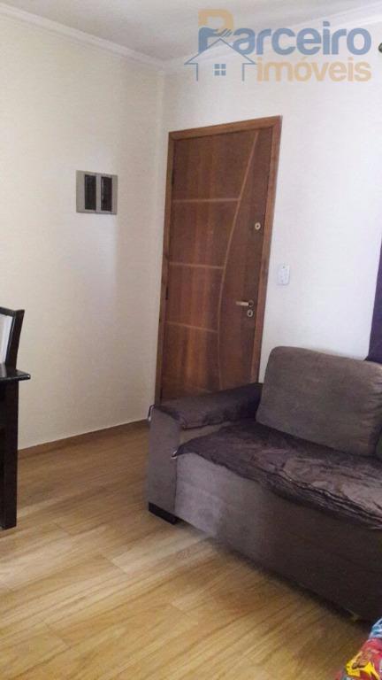 Apartamento à venda, Itaim Paulista, São Paulo.