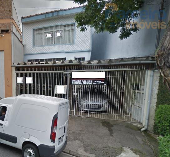 Sobrado comercial para locação, Chácara Santo Antônio (Zona Leste), São Paulo.