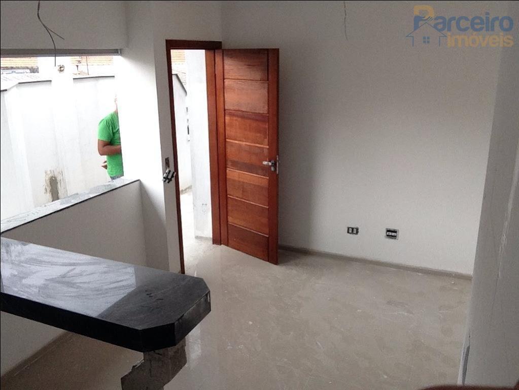 Apartamento residencial à venda, Chácara Seis de Outubro, São Paulo.