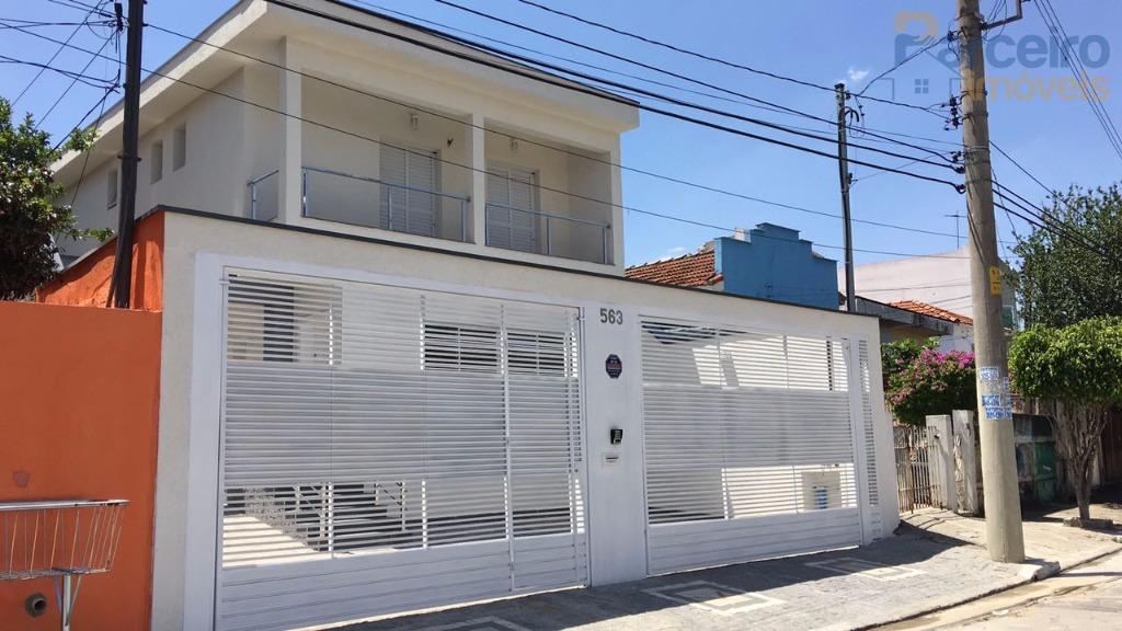 Sobrado comercial para locação, Vila Guilhermina, São Paulo - SO1776.
