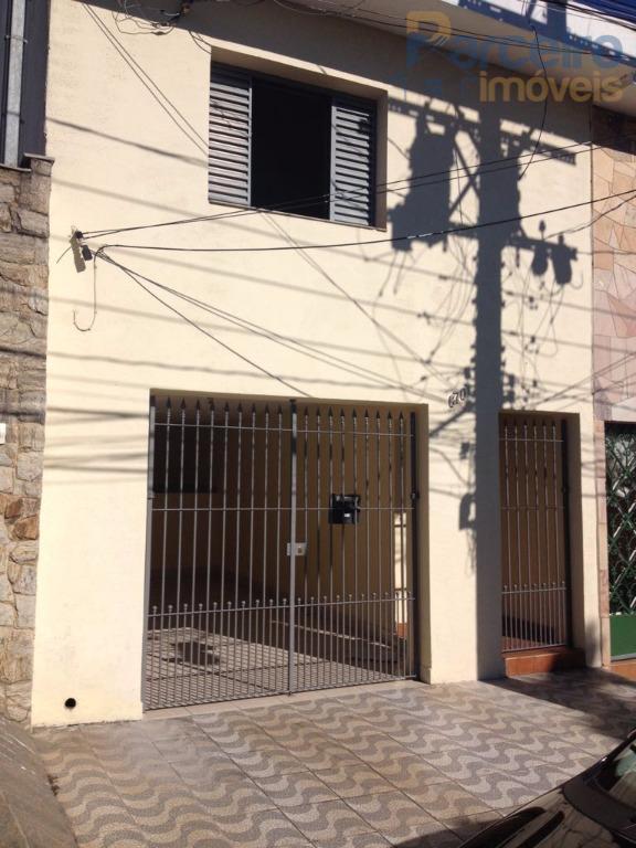 Casa residencial para locação, Vila Matilde, São Paulo.