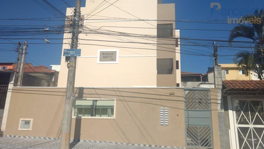 Apartamento residencial à venda, Cidade Patriarca, São Paulo - AP1524.