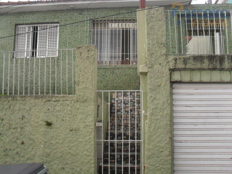 Casa residencial para locação, Vila Dalila, São Paulo.