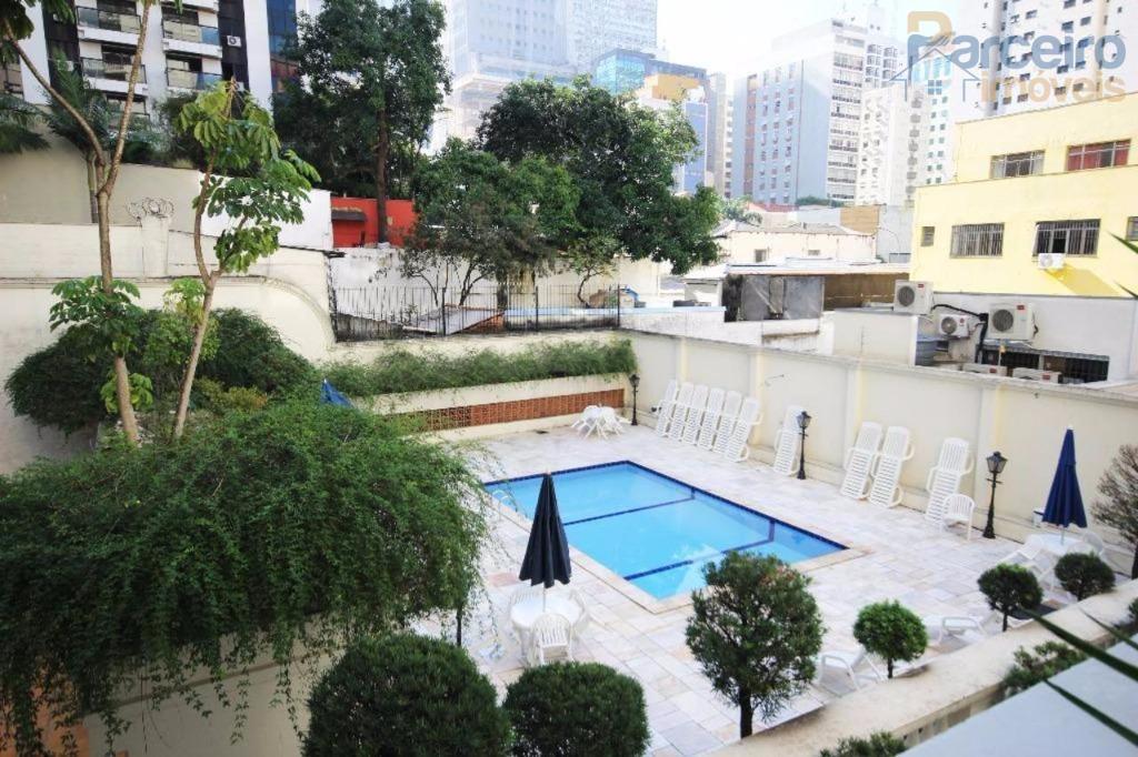Apartamento residencial para locação, República, São Paulo - AP1991.