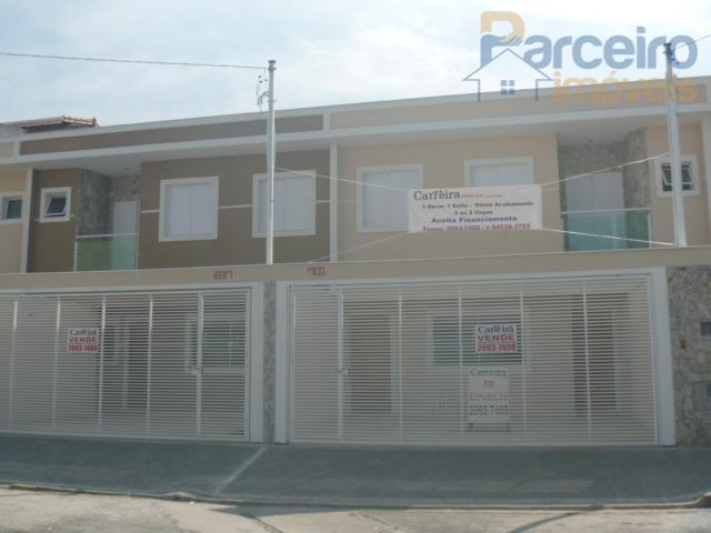 Sobrado residencial à venda, Vila Aricanduva, São Paulo.