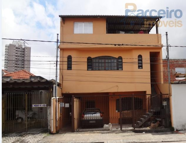 Sobrado residencial para locação, Vila Carrão, São Paulo.