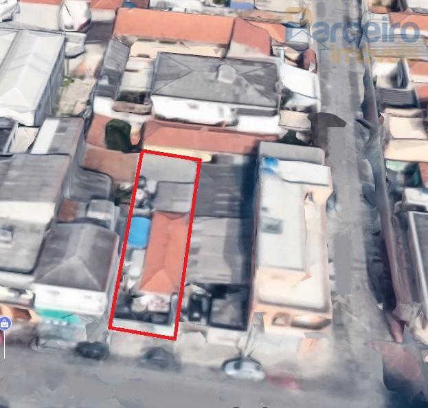 Terreno residencial à venda, Vila Antonieta, São Paulo.