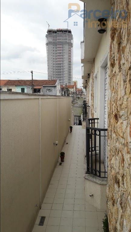 Sobrado residencial para locação, Vila Matilde, São Paulo - SO2014.