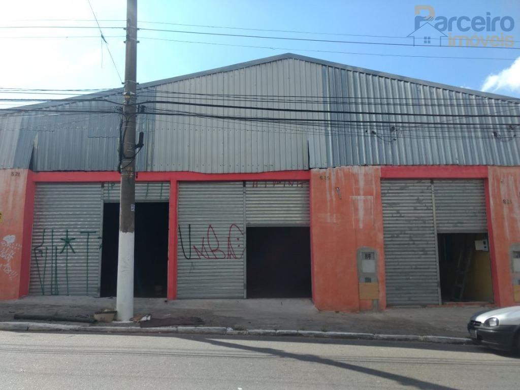 Salão comercial para locação, Limoeiro, São Paulo - SL0035.