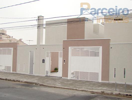 Sobrado residencial à venda, Vila Prudente, São Paulo - SO0309.