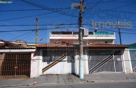 Sobrado com 3 dormitórios à venda, 71 m² por R$ 395.000 - Vila Matilde - São Paulo/SP