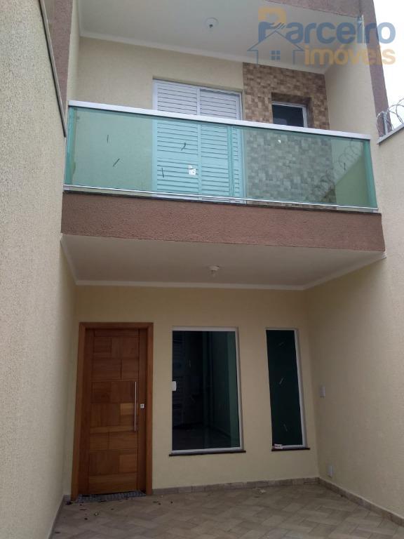 Sobrado com 2 dormitórios à venda, 64 m² por R$ 265.000 - Vila Siria - São Paulo/SP