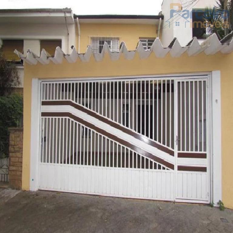 Casa com 4 dormitórios à venda, 220 m² por R$ 1.400.000 - Cambuci - São Paulo/SP