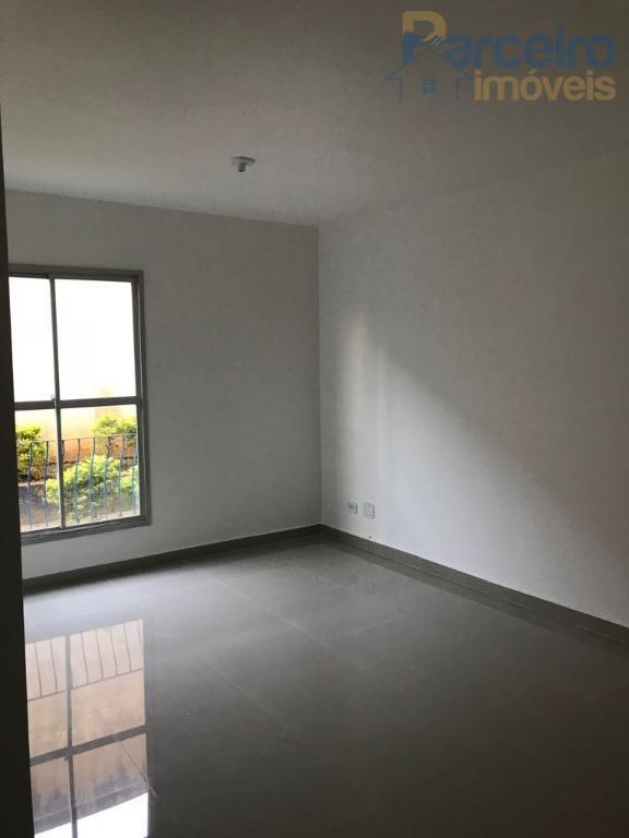 Apartamento com 2 dormitórios à venda, 54 m² por R$ 169.900 - Jardim Lajeado - São Paulo/SP