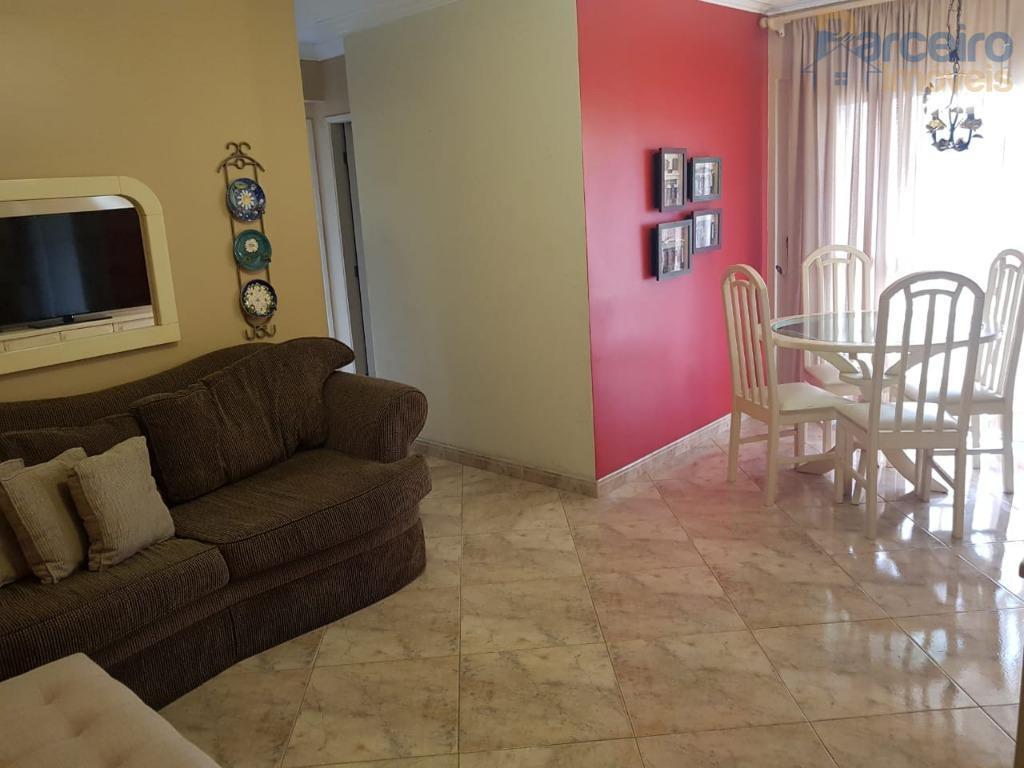 Apartamento com 3 dormitórios à venda, 65 m² por R$ 372.000 - Vila Formosa - São Paulo/SP