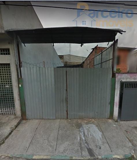 Terreno à venda, 240 m² por R$ 244.000 - Cidade Líder - São Paulo/SP