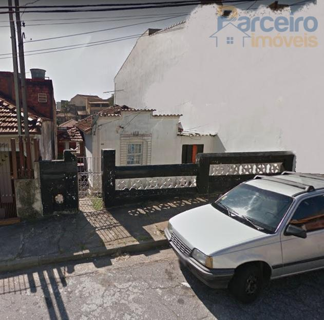 Terreno à venda, 255 m² por R$ 372.500 - Vila Matilde - São Paulo/SP