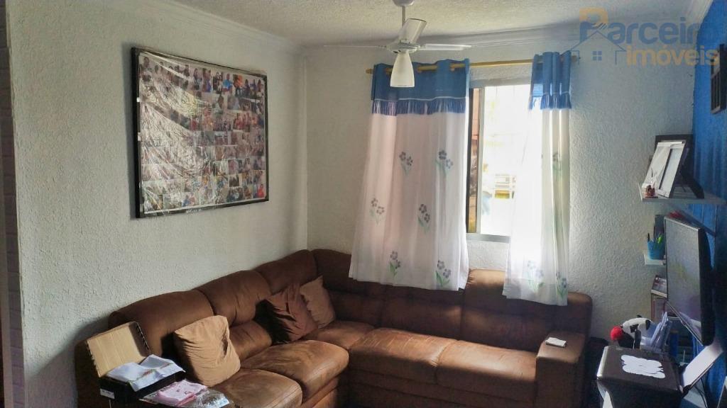 Apartamento com 1 dormitório à venda, 39 m² por R$ 159.000 - Jardim Santa Terezinha (Zona Leste) - São Paulo/SP
