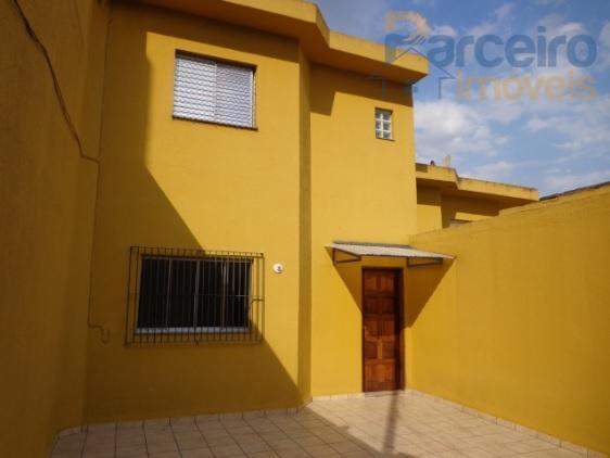 Sobrado com 2 dormitórios para alugar, 80 m² por R$ 1.500/mês - Cidade Líder - São Paulo/SP