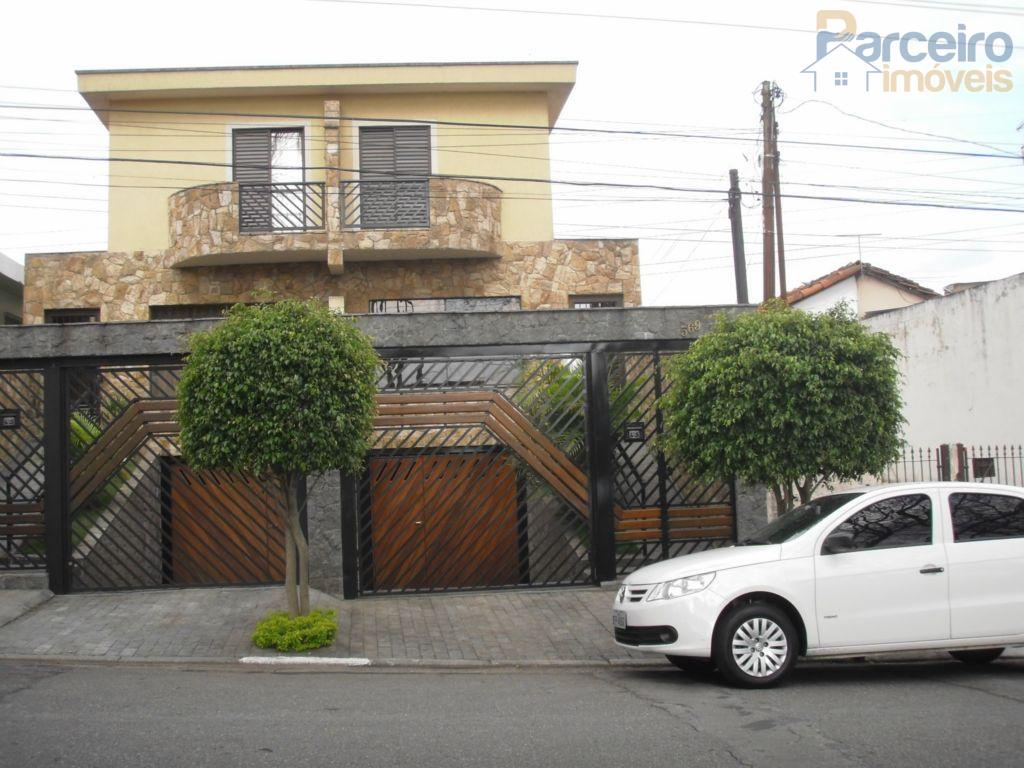 Sobrado residencial à venda, Vila Guilhermina, São Paulo - SO0203 próximo ao metro