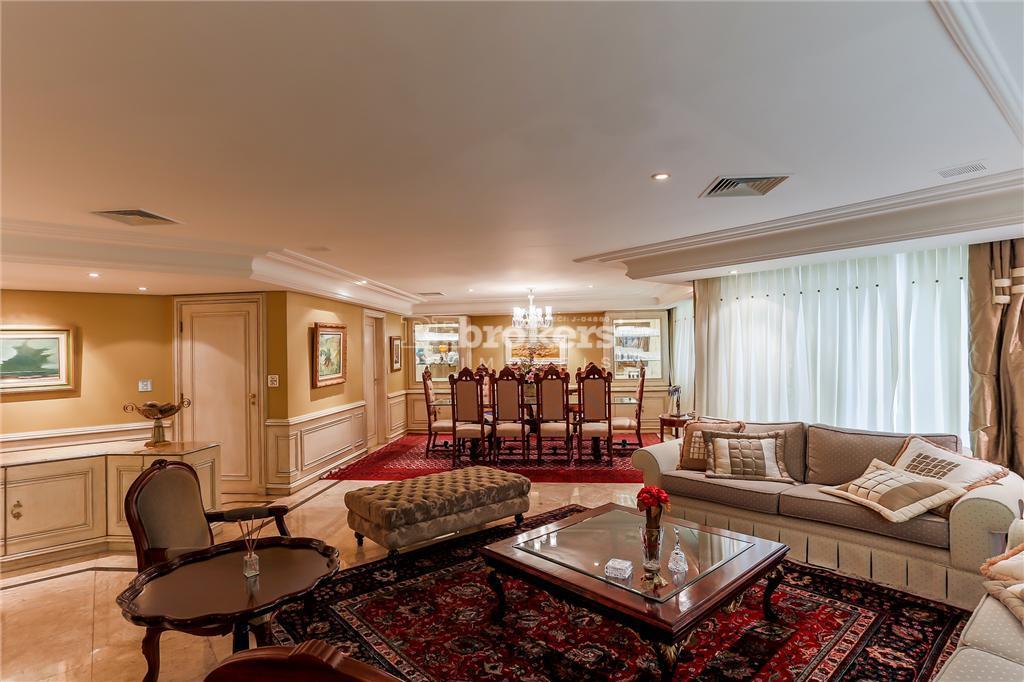 Apartamento 4 suítes, 4 vagas, Champagnat, REbrokers Imóveis