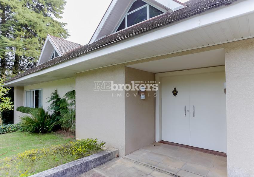 REbrokers - Casa em condomínio, 4 quartos, 3 suítes, 10 vagas, 570m², ACEITA PERMUTA, Campo Comprido, Curitiba.