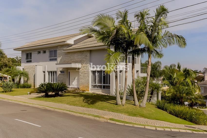 REbrokers - Casa condomínio, 4 suítes, 3 vagas, piscina, espaço gourmet, Campo Comprido, Curitiba, para comprar.