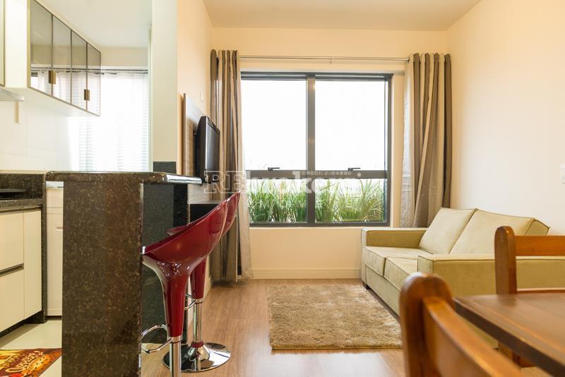 Apartamento 1 quarto, locação, Juvevê - REbrokers