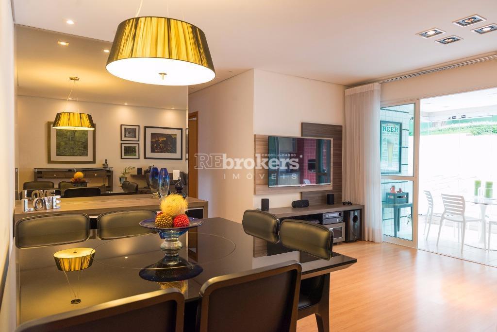 Apartamento 03 quartos, 02 vagas, Mossunguê - Ecoville, REbrokers
