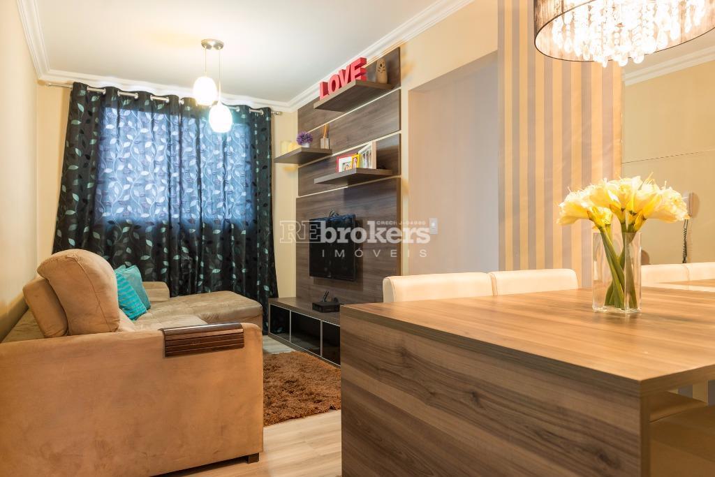 Apartamento para comprar com 3 dorm(s), 1 vaga(s), 61,91m2 no Campo Comprido, MOBILIADO - REbrokers Imóveis