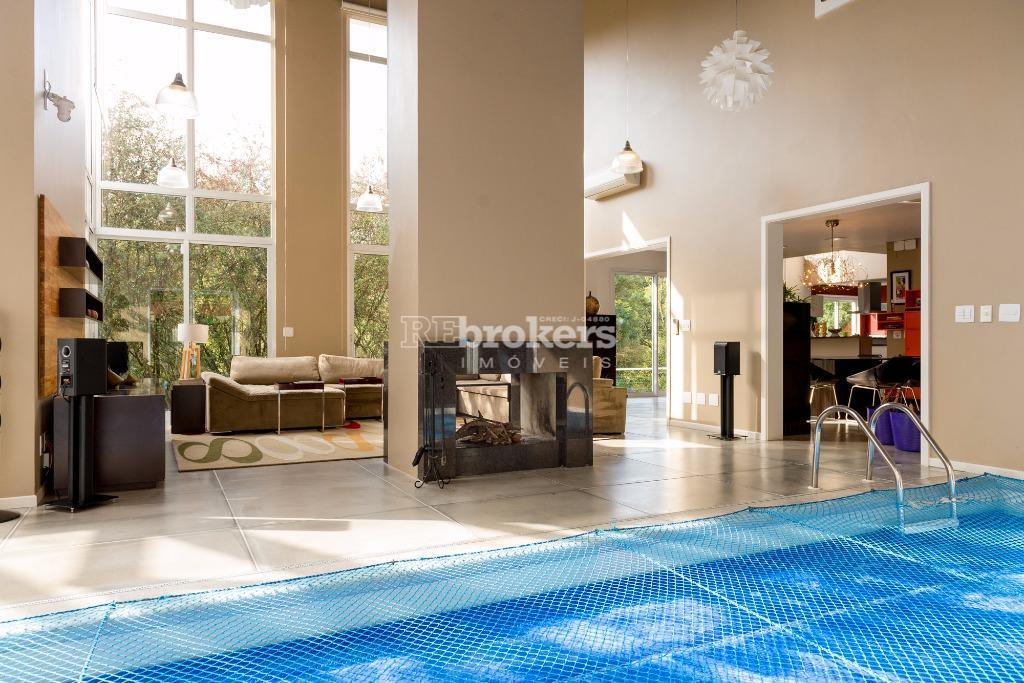 Foto 15 - estar/piscina