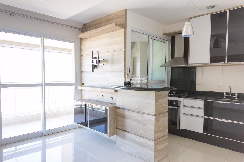 Apartamento 3 quartos, 2 vagas, semi-mobiliado, Portão, Curitiba, REbrokers