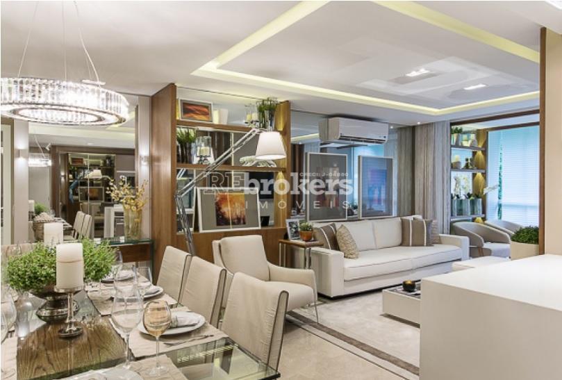 Apartamento 03 quartos sendo 03 suítes, 02 vagas, Ecoville, Curitiba, REbrokers Imóveis