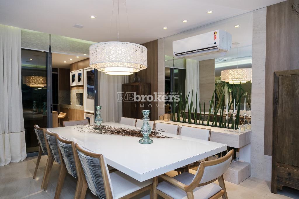 le soleil - ecoville - rebrokers luxuoso apartamento no ecoville! com uma vista deslumbrante para uma...
