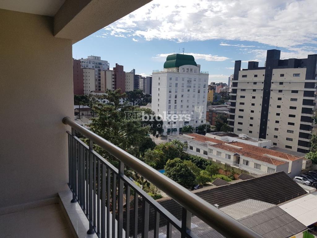 REbrokers - Studio LOCAÇÃO ou VENDA, 1 quarto, 45m2, 1 vaga, Batel, Curitiba