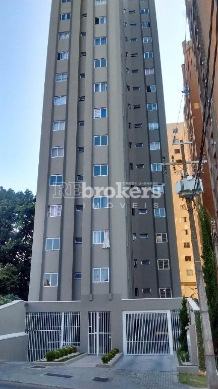 Kitnet residencial para locação, Bigorrilho, Curitiba.