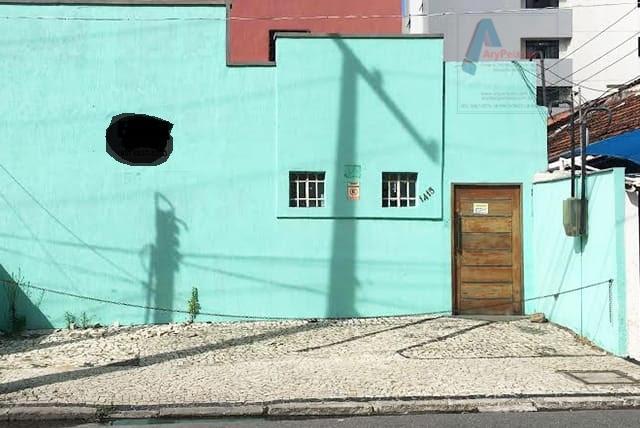 Casa comercial para locação, Centro, Fortaleza.