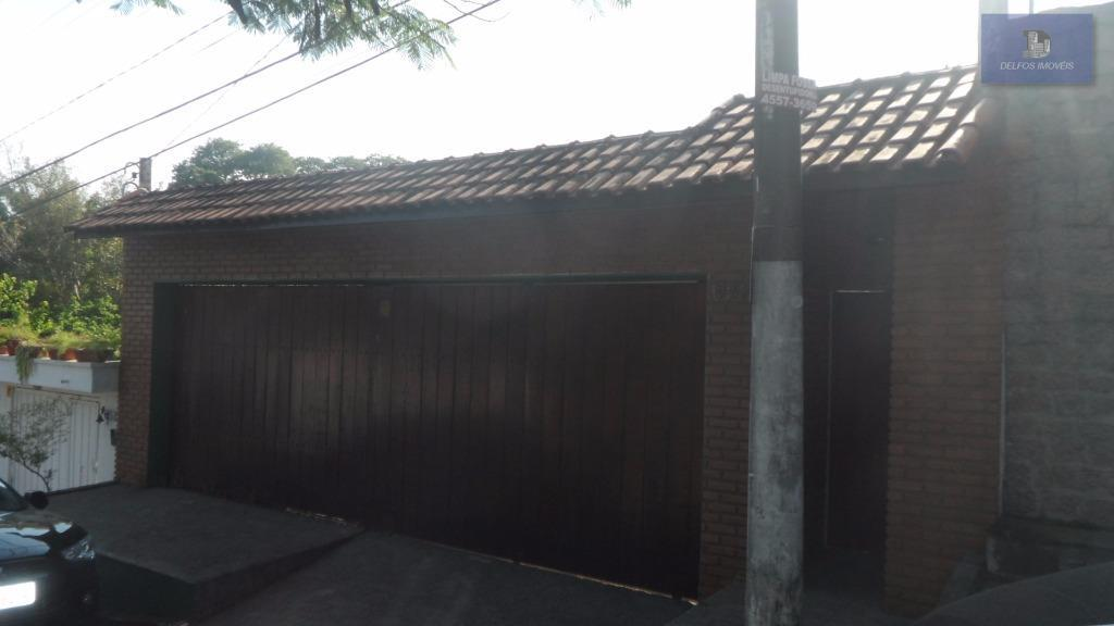 Casa residencial à venda, Vila Diva, Carapicuíba.