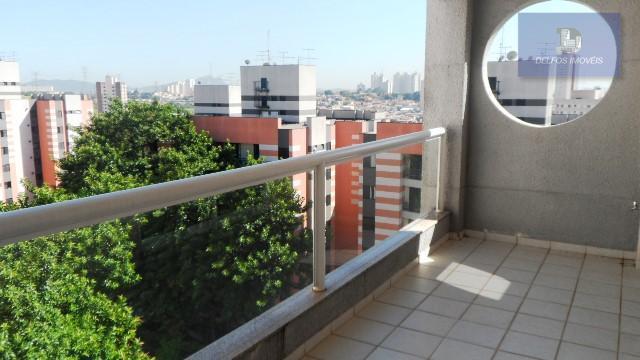 Cobertura residencial à venda, Vila São Francisco (Zona Sul), São Paulo.