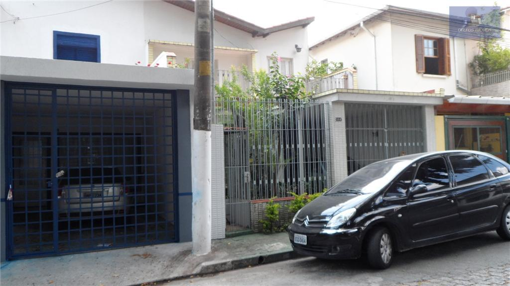 Sobrado residencial à venda, Jardim Bélgica, São Paulo.