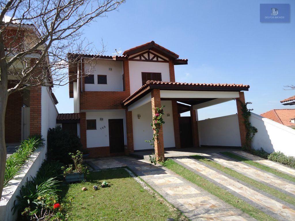 Sobrado residencial para venda e locação, Jardim Lambreta, Cotia.