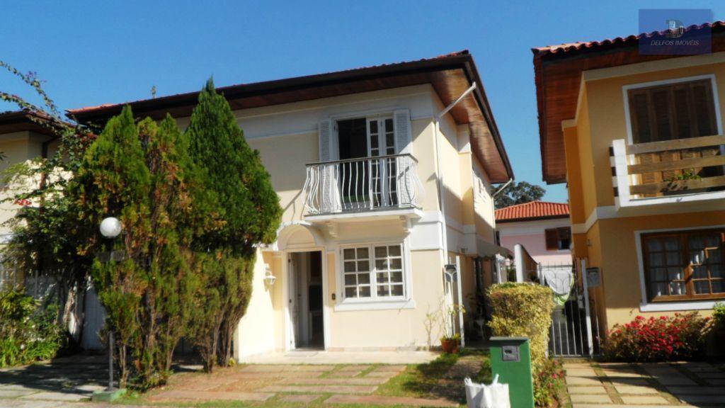 Sobrado residencial à venda, Butantã, São Paulo.