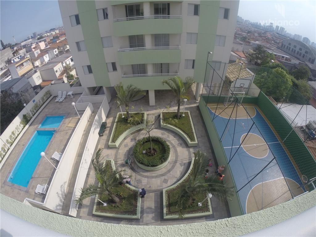 Apartamento residencial à venda, Vila Ema, São Paulo, 3 dorm, 1 vaga- REF AP0823#WBIANCO