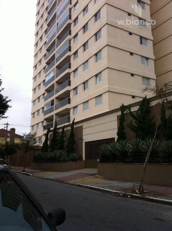 Apartamento residencial à venda, Fundação, São Caetano do Sul.