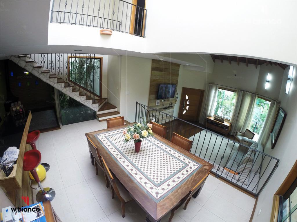 Casa Alto Padrão, condomínio Roland Garros, São Bernardo do Campo, 4 suites, 6 vagas-REF CA0206 #WBIANCO