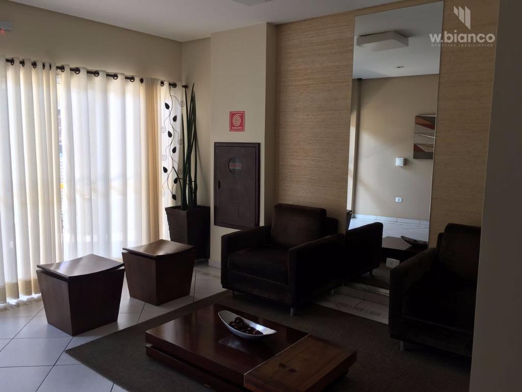 Apartamento residencial à venda, Jardim do Mar, São Bernardo do Campo - AP0047.