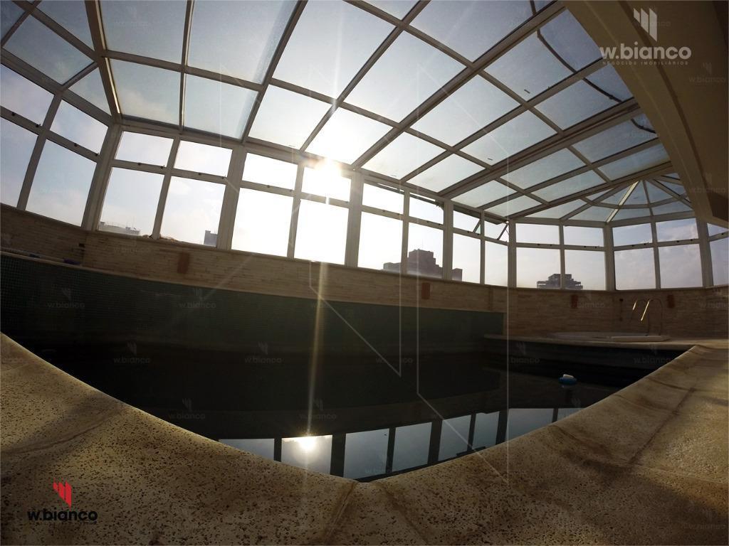 Cobertura Alto Padrão residencial à venda, Centro, São Bernardo do Campo, 4 suites, 4 vagas - CO0064 #WBIANCO
